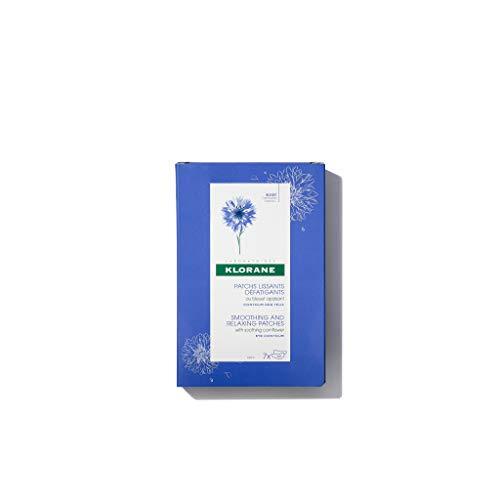 Klorane Patchs Lissant Defatigants 7u 360 G, Azul, One size
