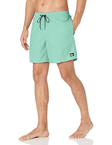 Quiksilver Herren Swim Trunk Boardshort Badehose, Cabbage Heather Everyday Volley 17, X-Large