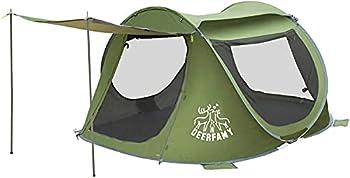 Deerfamy 3-Person Pop Up Tent