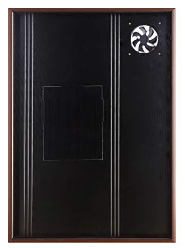 Nakoair Calentador de aire solar colector OS22 Termostato LCD Acondicionador Acondicionador Extractor Ventilador Ventilador Secador Panel de calefacción Deshumidificador Bomba de calor Ventilación