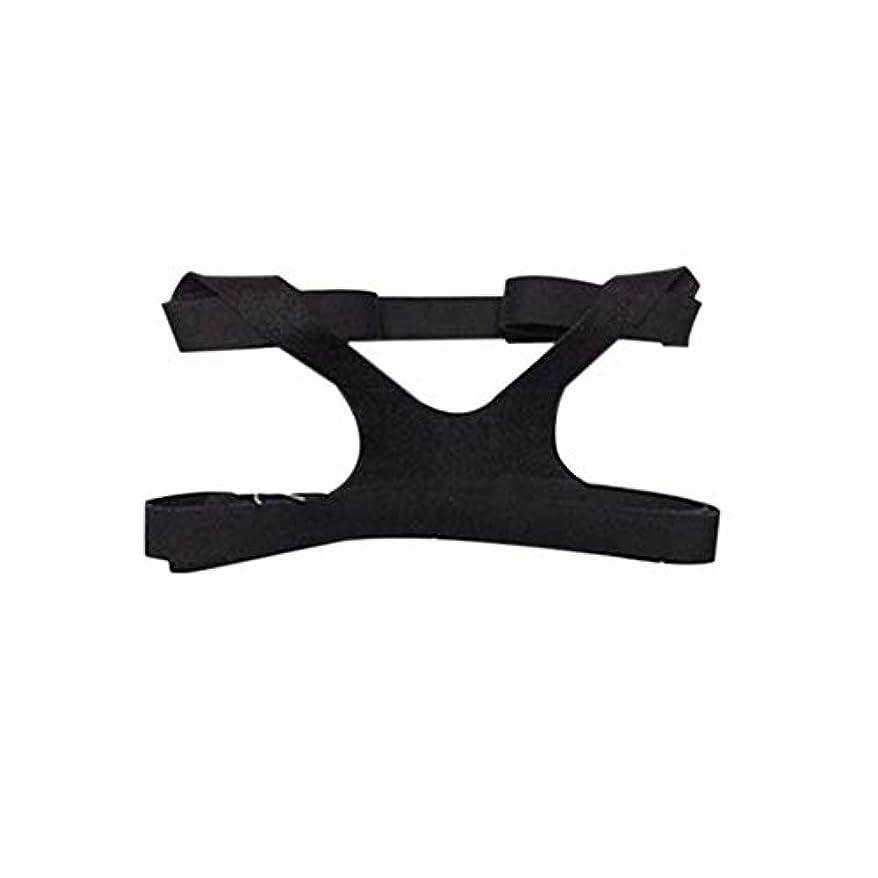 合金キリスト強盗ユニバーサルデザインヘッドギアコンフォートジェルフルマスク安全な環境交換用CPAPヘッドバンドなしPHILPS