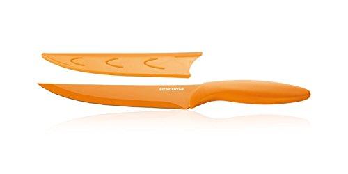 Tescoma 863092 Couteau A TRANCHER Anti ADHESIF 18CM