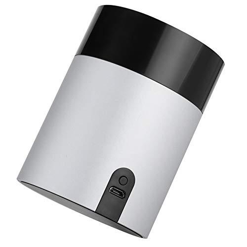 Tosuny Intelligente Fernbedienung WiFi, Sprachsteuerung für Mobiltelefon-APP für Klimaanlage/Fernsehen/Set-Top-Box IPTV/Audio/TV-Box/DVD/Projektor/Spiegelreflexkamera