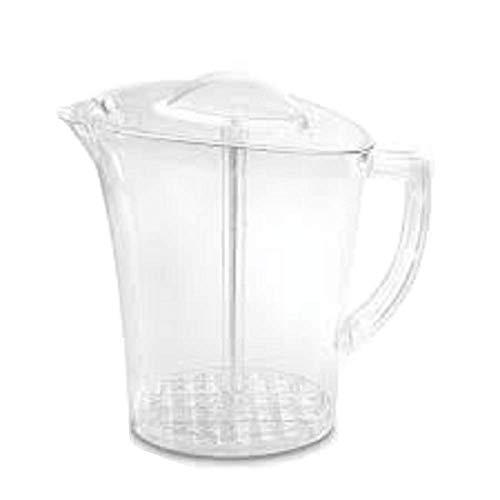 1 gallon mixing pitcher - 1
