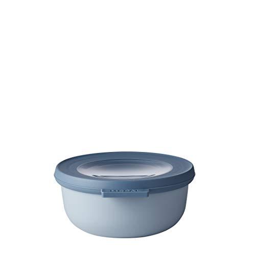 Mepal Multischüssel Cirqula 350 ml, Plastik, Nordic Blau, 12.5 x 5.8 cm