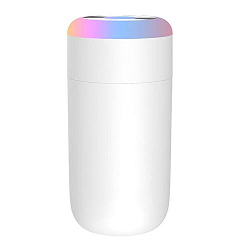 Ultraschall Luftbefeuchte Ultra Leise Raumluftbefeuchter Luftbefeuchter Schlafzimmer (Color : Simple White)