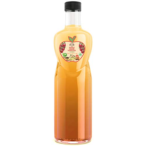 Dr Trust (USA) Organic Raw Unfiltered Apple Cider Vinegar With Mother- 750 ML