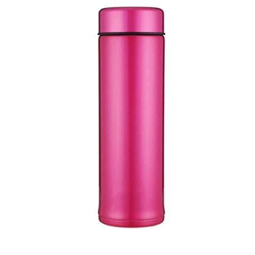 WJSXJJ Thermos Isolierung Topf Isolierkanne Vakuum Isolierkanne Kaffeekanne Flasche Tee-Topf-Wasser-Krug mit Deckel Griff Travel Cup-Sport im Freien mit Filter-Becher