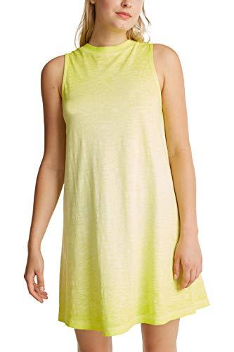 edc by Esprit 040cc1e307 Vestito, 320 / Verde Citrus, L Donna