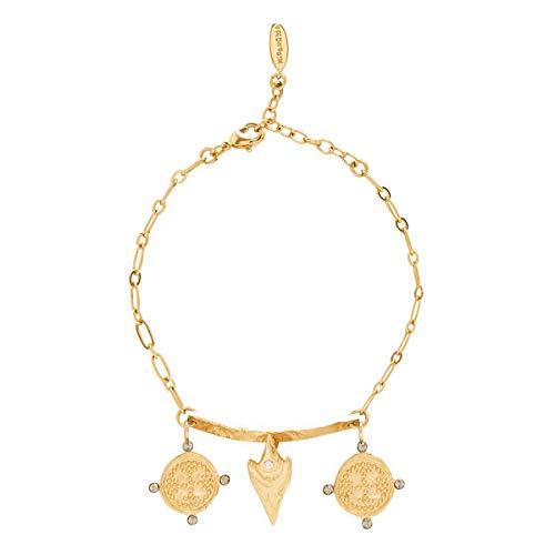 HIPANEMA - Bracelet chaîne Pampilles ANTIKA