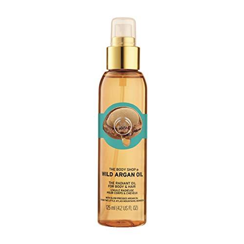 The Body Shop Body Oil, Argan, 4.2 Ounce