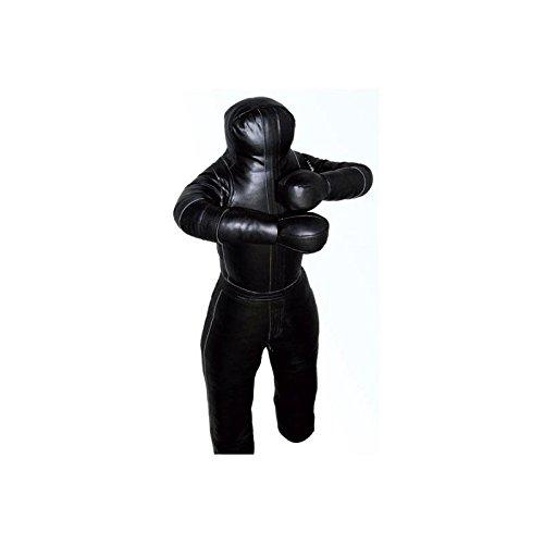 Phoenix Ringerpuppe Wrestling Dummy schwarz PU