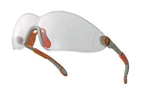 Accesorio para soldador – Lámpara de soldar – Hierro de cobrador – Soplete de impermeabilidad – Piezas de repuesto – Gafas de protección Vulcano ajustable de policarbonato Tranparente Uv400