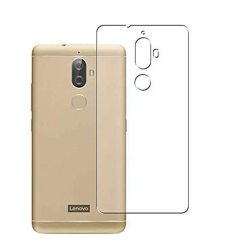 Vaxson 2-Pack Back Protector Film, compatible with Lenovo K8 Plus, TPU Guard Cover Skin [Not Tempered Glass/Not Front Screen Protectors]