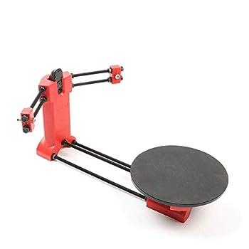 HE3D Open Source Ciclop DIY 3D Systems Scanner Kit for 3D Printer Advanced Laser Scanner Injection molding Plastics Parts