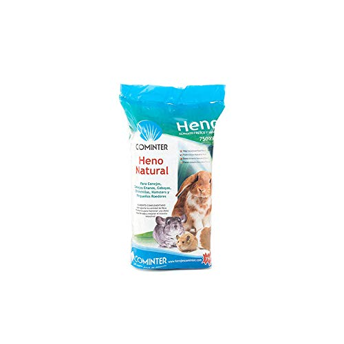 Cominter – Heno Natural para roedores 750 gr