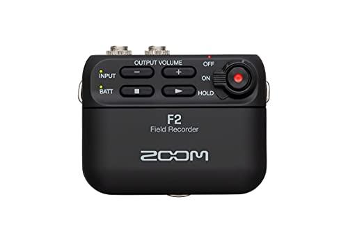 Zoom - F2 - field recorder + Microfono lavalier