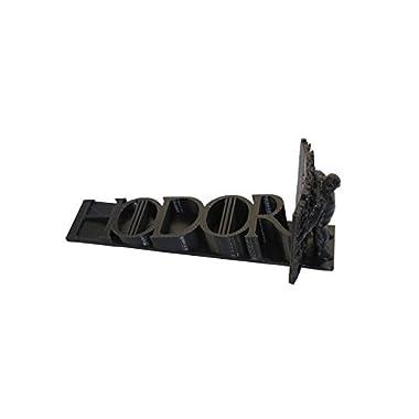 Hodor, Hold The Door Stop- 3D Printed Game of Thrones Doorstop - BLACK