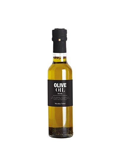 Nicolas Vahé - Olivenöl mit Basilikum - 250 ml