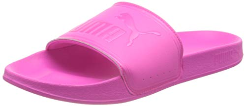 PUMA Unisex Leadcat FTR Schiebe-Sandalen, Rosa (Luminous Pink), 38 EU