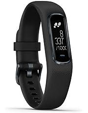 Garmin Vívosmart 4 fitnesstracker - stijlvol design, hartslagmeting aan de pols, slaapanalyse