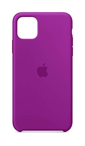 Apple Silikon Hülle (für iPhone 11 Pro Max) - Granatapfel