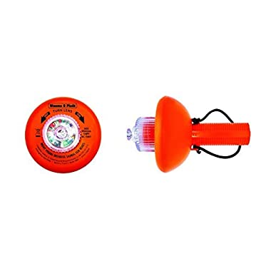 Weems & Plath C-1001 SOS Distress Light with Day Signal Flag