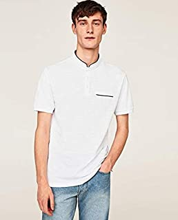 Zara Man Polo T-Shirt
