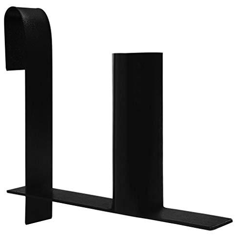 vidaXL Sichtschutzstreifen Abroller Witterungsbeständig Montage Montagehilfe für Zaunfolie Doppelstabmatten Zaun Sichtschutz Stahl