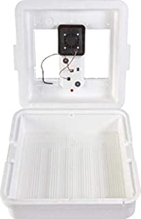 Miller Manufacturing Company 9300 White Digital Still Air Incubator