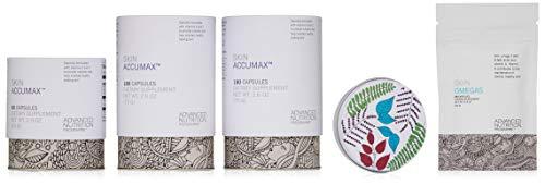jane iredale Skin Accumax 14 Week Reset Box, 8 Oz Pack of 2