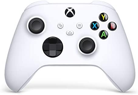 Xbox Core Controller Robot White product image