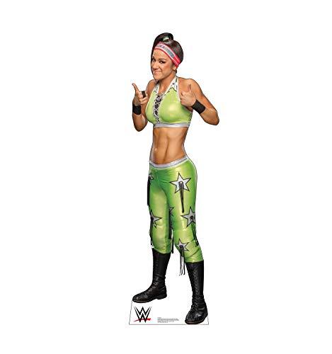 Advanced Graphics Bayley Life Size Cardboard Cutout Standup - WWE