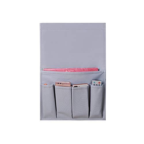 YHSW Bolsa de Almacenamiento sofá Bolsa Control Remoto Kit reposabrazos sofá,Utilizado para almacenar revistas,Controles remotos,teléfonos móviles,Libros,lápices