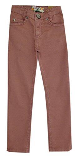 Blue Effect | Colour Denim Jeans für Mädchen | Trendfarbe 'puder' (rosé) Größe 146