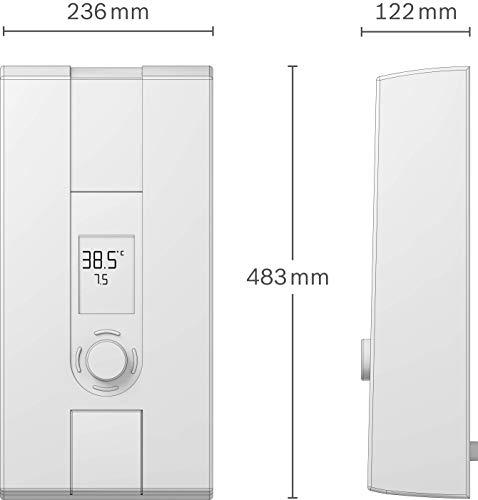Bosch vollelektronischer Durchlauferhitzer TR 8500 - 7