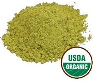 Senna Leaf Powder Organic - 4 Oz,(Starwest Botanicals)