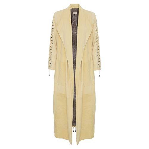 House of Avida -  Cappotto - Donna Beige Large