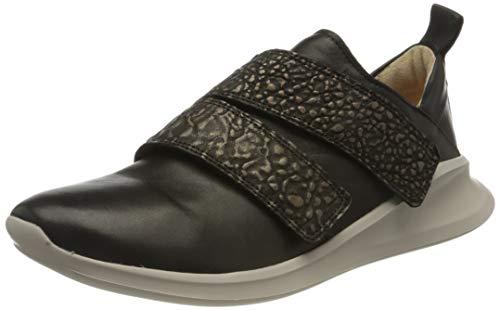 THINK! Damen WAIV_3-000041 nachhaltiger Sneaker, 0010 SZ/Kombi