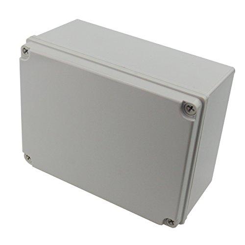 Ogrmar Plastic Dustproof IP65 Junction Box DIY Case Enclosure (8