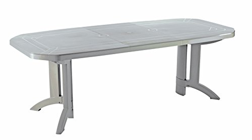 GROSFILLEX Vega Table, Lin, 220 x 100 x 72 cm
