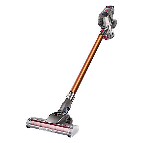 Draadloze Stofzuiger, Handheld Lichtgewicht Stick Vacuum, 10 kPa krachtige zuigkracht, sterke zuigkracht, licht geluid en een laag geluidsniveau, voor vloerbedekking Pet Hair