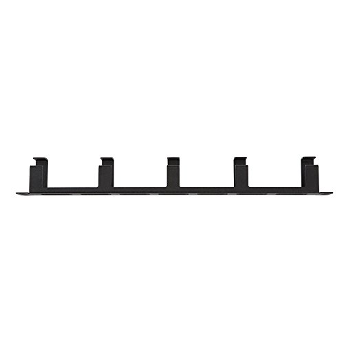 Konnekta Cable Rackmount 5X D Ring Cable Manager, 1U (Pack of 5)