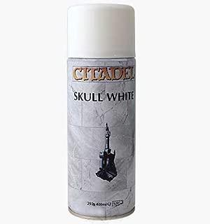 Games Workshop Citadel Spray Paint Corax White 10.3 Oz