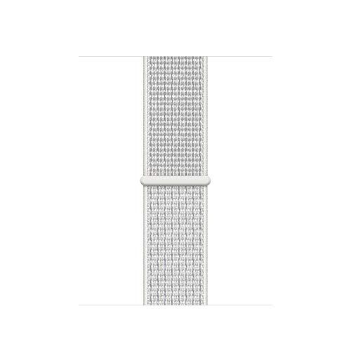 Apple Bracelete Watch 40mm Summit White Nike Sport Band S/M & M/L - MX802ZM/A