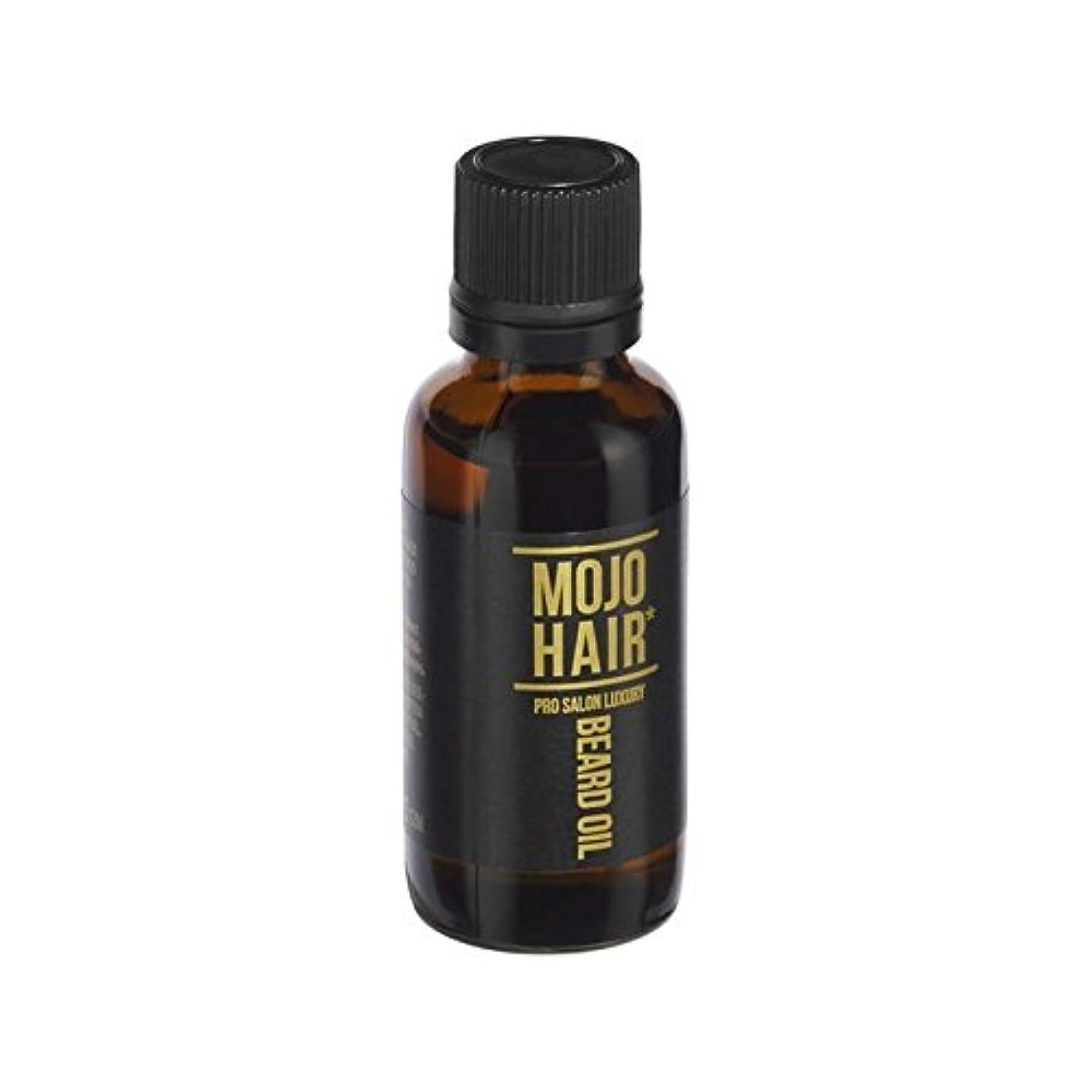 便利さ探偵人気のMojo Hair Beard Oil (30ml) (Pack of 6) - モジョ髪髭オイル(30ミリリットル) x6 [並行輸入品]