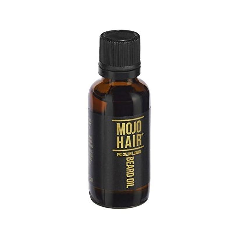 嫌がると組む工場Mojo Hair Beard Oil (30ml) (Pack of 6) - モジョ髪髭オイル(30ミリリットル) x6 [並行輸入品]
