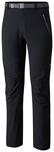 adidas Titan Peak - Pantaloni da Uomo, Uomo, Pantaloni da Uomo, TIRO TS, Nero, 32