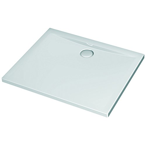 Ideal Standard K193401 Ultra Flat douchebak, 90 x 70 Blc, wit