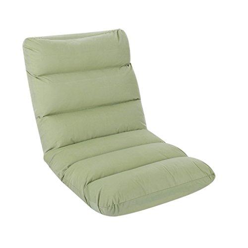 XING-ZI-LAZY-SOFA C-K-P Canapé, canapé-lit Simple et Pliant (Couleur : Green)